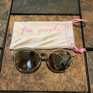 Free people sunglasses.